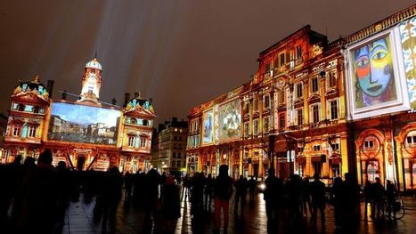 La Fête des Lumières de Lyon 2014 brille de mille feux | Remue-méninges FLE | Scoop.it