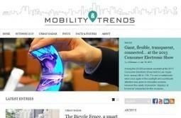 Mobility & Trends, un site de prospective de JCDecaux | Design Furniture Trends | Scoop.it