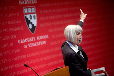 Radically rethinking education - Harvard Gazette | Education and Cultural Change | Scoop.it