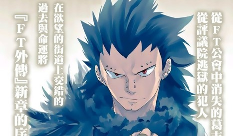 Finaliza Fairy Tail Gaiden: Rhodonite | Noticias Anime [es] | Scoop.it