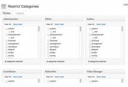 Des plugins pour restreindre l'accès au contenu de votre WordPress | Les outils du Web 2.0 | Scoop.it