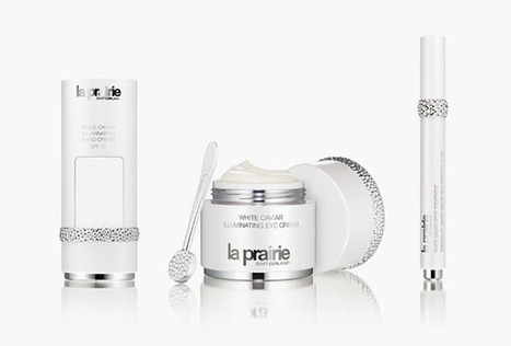 La Prairie's White Caviar Collection Releases New Products   Trending Beauty   Scoop.it