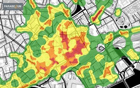 Cartographie des hotspots commerciaux : comment et pourquoi l'utiliser ? | News Parabellum, Grande Distri & Conso | Scoop.it