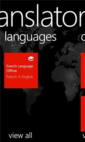Bing Translator now on Windows Phone 8 : The Droid Guy | Technical & Social News | Scoop.it