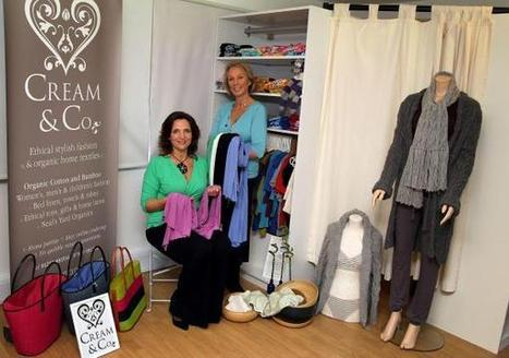 Ethical clothing and accessories made from bamboo becomes business for ... - Bournemouth Echo | Bamboo based products | Scoop.it