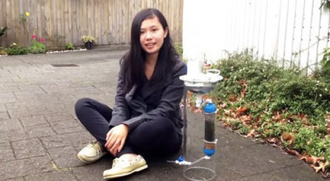 A 17-Year-Old Invented This Smart Device That Makes Clean Water And Power At The Same Time ~ Fast Company | :: The 4th Era :: | Scoop.it