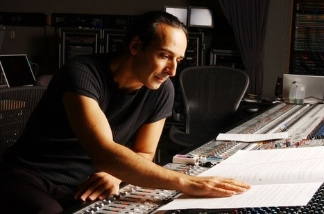 Conversations with Composers: Alexandre Desplat - Billboard | Classical Music | Scoop.it