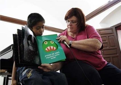 Lectura en voz alta involucra a los niños con la literatura | pré escolar | Scoop.it