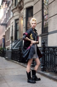 On the Street….West 11th St., New York | Fashion & more... | Scoop.it