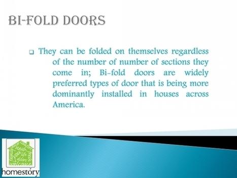 Bi-fold doors | Home Improvement | Scoop.it
