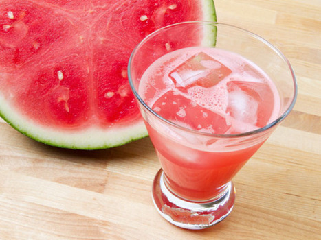 Fresh Watermelon Margaritas Recipe | Food for Foodies | Scoop.it