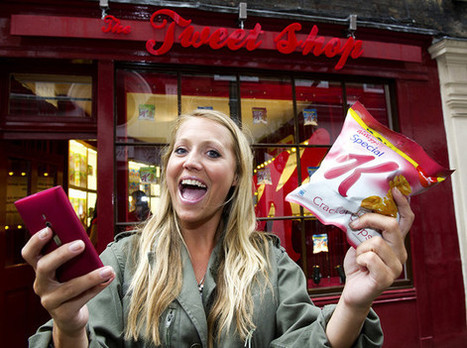 Kellogg's ouvre le premier Tweet Shop du monde � Londres | Toulouse networks | Scoop.it