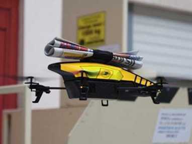 Drones May Soon Deliver Your Newspaper In The French Province Of Auvergne | Real Estate Plus+ Daily News | Scoop.it