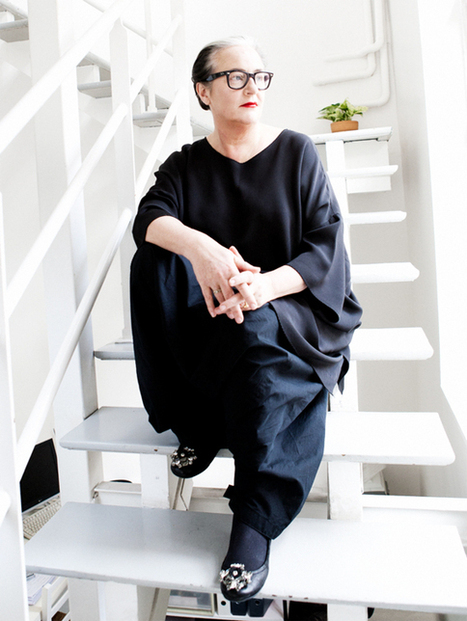Interview with Lidewij Edelkoort - Dabble by Kimberley Seldon   FASHION-BEAUTY-CLOTHES-GIRL   Scoop.it