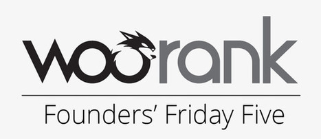 Founders' Friday Five: About Money, Social & Entrepreneurs | SEO, Social Media Marketing, Conversions and Usability | Scoop.it