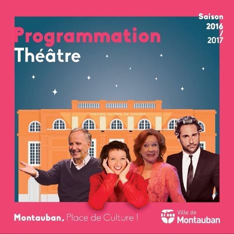 Théâtre de Montauban - Olympe de Gouges | Actualités culturelles ici et ailleurs... | Scoop.it