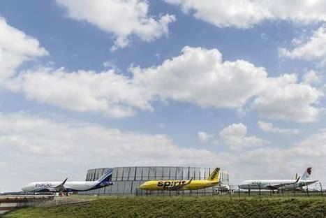 Airbus, Boeing Follow Own Paths to Further Growth | Aviation & Airliners | Scoop.it