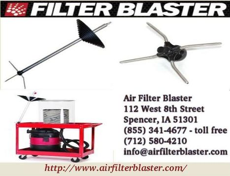 Air Filters Cleaners for truck | airfilterblaster | Scoop.it