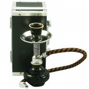 The 7'' Black Pocket Hookah with a Case | Hookah Online | Scoop.it