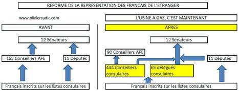 Réforme Conway : l'usine à gaz, c'est maintenant ! | Olivier Cadic | Français à l'étranger : des élus, un ministère | Scoop.it