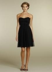Black Bridesmaid Dresses - theLuckyBridal.com | Lace Wedding Dresses - theLuckyBridal.com | Scoop.it