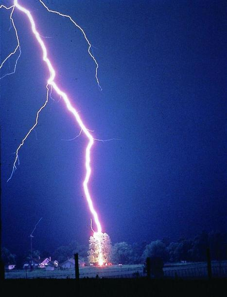 The study of 'fossilized' lightning | Geology | Scoop.it