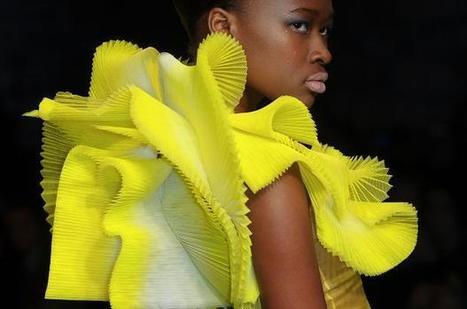 BB-Fashions - Detailed photos of Julien Fournie Haute Couture ... | Julien Fournié | Scoop.it