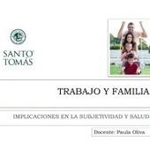 TRABAJO Y FAMILIA | Psicología Social y del Trabajo | Scoop.it