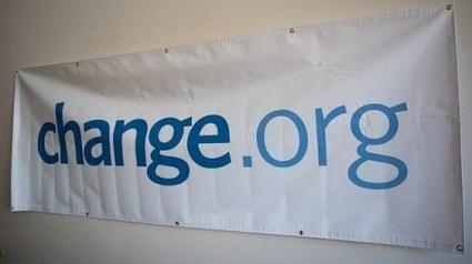 Change.org como fuente de historias periodísticas | Periodismo Ciudadano | Periodismo Ciudadano | Scoop.it