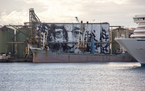 Italy: Catania - capital of street art | Grain Elevators | Scoop.it