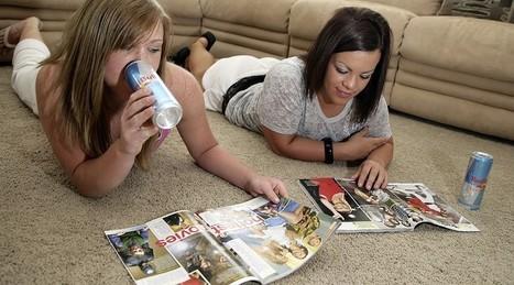 Newsela   U.S. senators say energy drink ads target teens, call drinks unhealthy   Energy drinks negative effects on teens.   Scoop.it