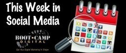 This Week in Social Media: Twitter Gets a Makeover, Facebook ... | Social Media 4 Good | Scoop.it