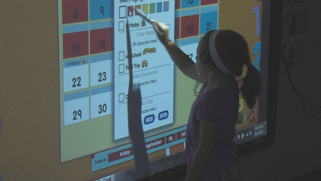 Daycare takes advantage of Smart Board technology - WAND   Technology in Education   Scoop.it