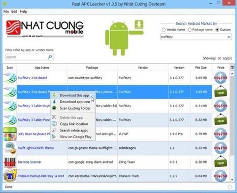 Descarga APKs directamente de Google Play a tu ... - El Android Libre | Mis noticias android | Scoop.it