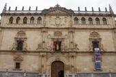 La fachada de la Cisneriana: Un monumental libro de piedra | Rebollarte | Scoop.it