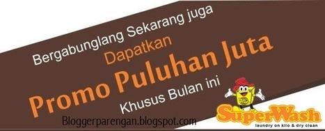 Superwash Laundry Bisnis Franchise Waralaba Murah di Indonesia | SOCCERINDO AGEN BOLA ONLINE WORLD CUP 2014 | Scoop.it