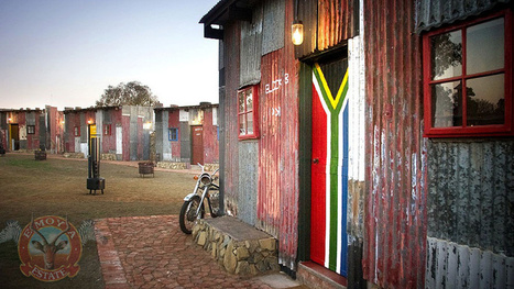 SA | Slum for Luxury Tourists? | Tourism : Collaterals | Scoop.it