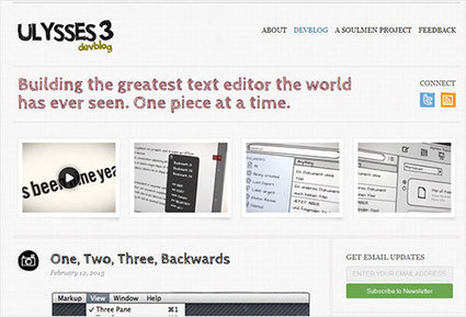 30 Useful Web Tools for Professional Writers | Using Technology to Aid Your Writing | Scoop.it