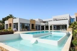 Extraordinaria villa de diseño en Sol de Mallorca. Cerca del mar. | Viviendas de lujo | Scoop.it