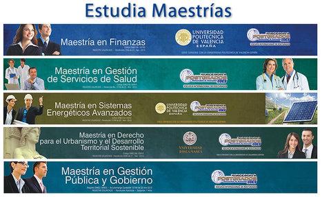 POSTGRADOS UNIVERSIDAD DE SANTANDER - Bucaramanga, Cúcuta, Valledupar, Bogotá | MEDIA´TICS | Scoop.it