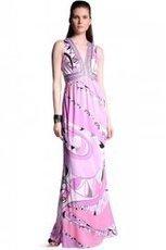 Emilio Pucci long dress sale,pucci maxi dress cheap | fashion things | Scoop.it