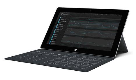 Microsoft's Surface Remix Project   DJing   Scoop.it
