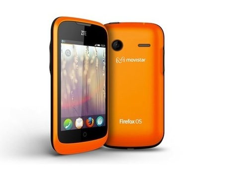 This Is What It'll Be Like Using The New Firefox Phones | Digital-News on Scoop.it today | Scoop.it