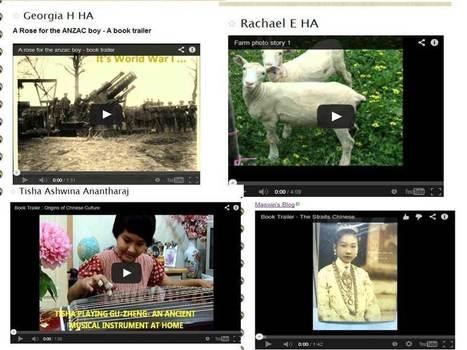 Global Stories through Book Trailers | Literacy Using Web 2.0 | Scoop.it