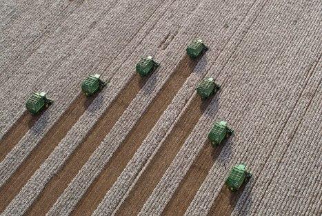 The land grab for farmdata | Veille Scientifique Agroalimentaire - Agronomie | Scoop.it