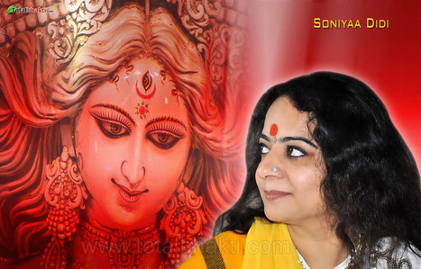 Soniyaa Didi wallpaper, Hindu wallpaper, Soniyaa Didi Wallpaper,, Download wallpaper, Spiritual wallpaper - Totalbhakti Preview | totalbhakti | Scoop.it