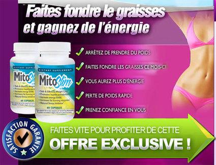 Mitoslim Supplément Perte de Poids Revues-Où Acheter Mitoslim | Helps You Lead a Healthy and Active Life-Mitoslim | Scoop.it
