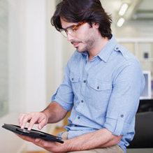 Lavorare con il  tablet personale: alle aziende piace ma fa ancora paura   Let me Inspire you   Scoop.it