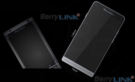 BlackBerry Hamburg and Rome Pictures Leaks Online, Will You Rock This Device For a $400? - The Tech Evangelist! | Tech And Gadgets | Scoop.it