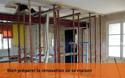 Bien préparer la rénovation de sa maison | Malfaçon construction | Scoop.it